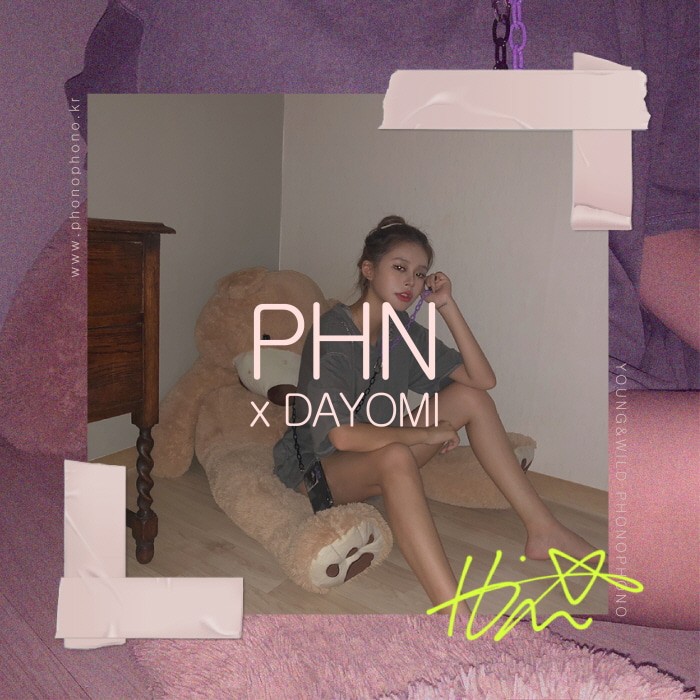"""PHN"" x ""da_yommmi"" [iPhone]"