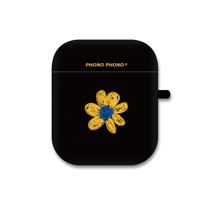 """SUN FLOWER"" AIRPODS CASE"