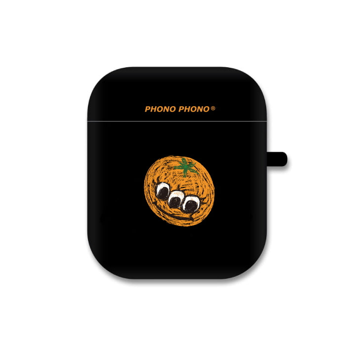"""TANGERINE"" AIRPODS CASE"
